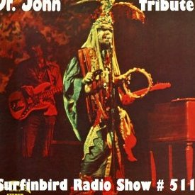 Surfinbird Radio Show #511 Tribute to Dr John