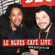 The Two dans le Blues Café Live !