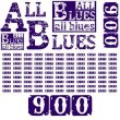 All Blues n°900