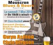 Tellin'You – 21 avril 2016 – Invités Cisco Herzhaft et Ray pour le Blues & Beers festival - www.rqc.be